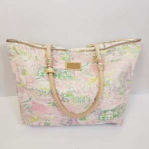 Limited Edition Lilly Pulitzer 2013 US Open Tote